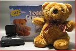 draadloze teddy camera