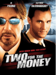 dvd two for the money met al pacino en matthew mc conaughey