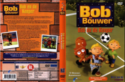 dvd bob de bouwer  (bob en de keeper)