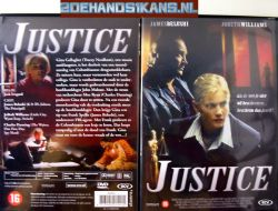 dvd justice met James Belushi