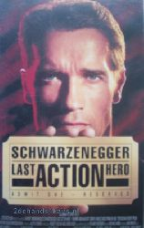 video film Last action hero (vhs)