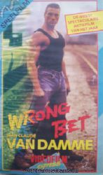 video film Wrong bet